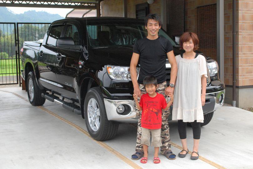 逆輸入車 Toyota タンドラ