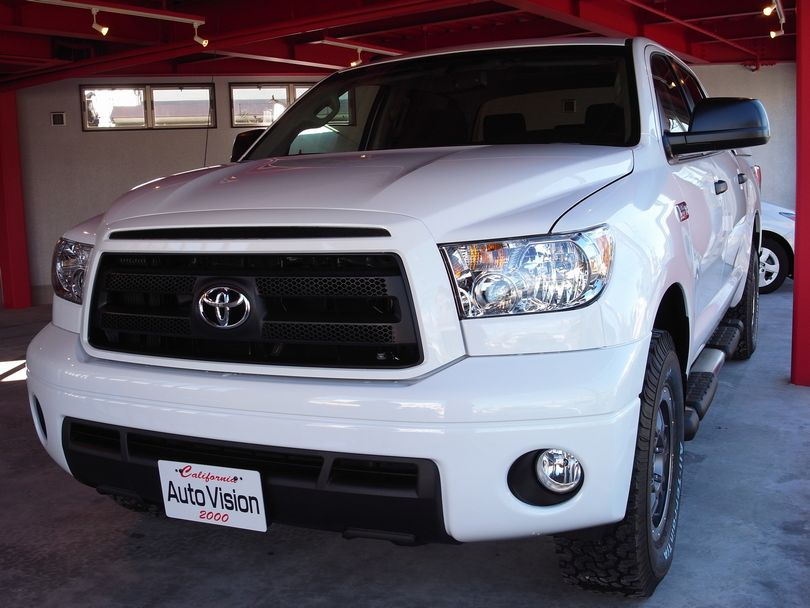 toyota tundra rock warrior. 2010 Toyota Tundra Rock