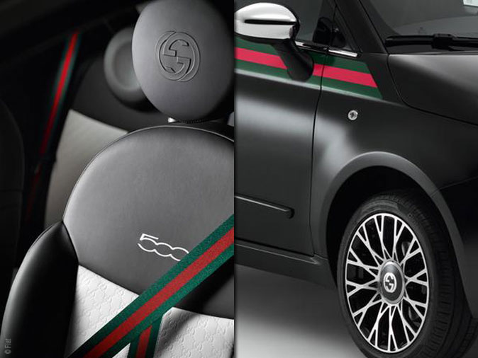 Gucci Fiat 500 >> フィアット 500 by Gucci