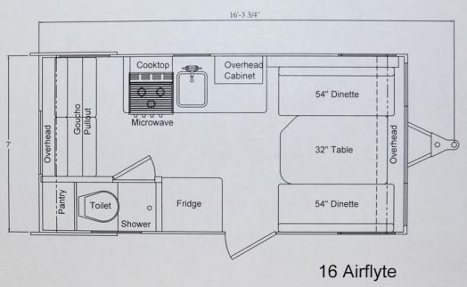 Shasta AirFlyte16