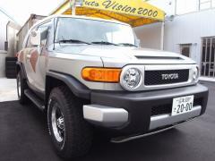 Auto Vision 2000 187 中古車販売(即納車) 187 187 2009 Toyota Fj Cruiser