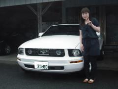 フォード マスタング コンバーチブル