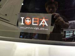 日本+LA!