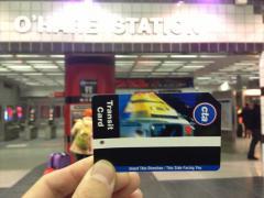 transit card